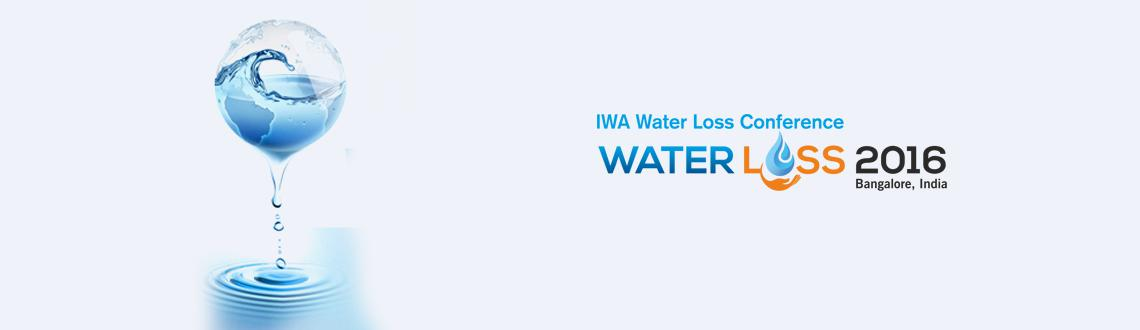 Water loss conference by IWA is a meeting of water regulators, water loss specialists, etc. global water professionals.