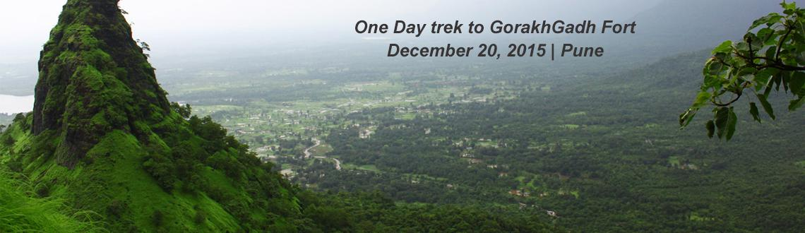 One Day trek to GorakhGadh Fort