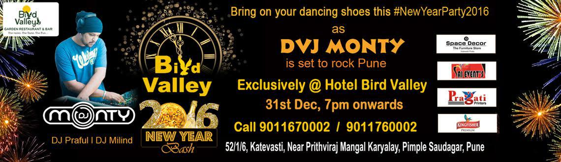 Book Online Tickets for New Years eve in Pimple Saudagar at Hote, Pune. Bedazzle your #31stNight this New Year\\\'s eve with a rocking DJ night in Pimple Saudagar. Enjoy 3000 sq. ft. dance floor, fantastic dinner preparations, complimentary beer pints, anchor with games, special dance performances, tattoo corner, selfie/