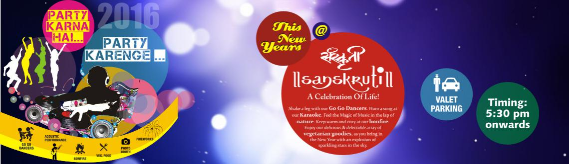 New Year Celebrations@ Sanskruti - A Celebration of Life
