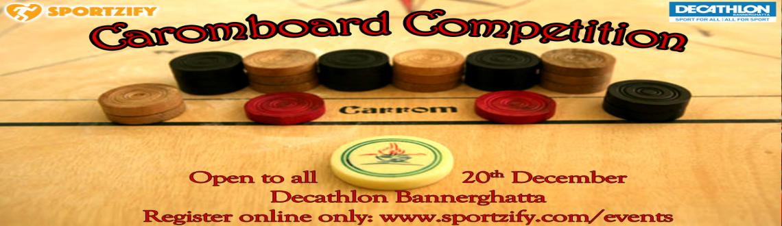 Book Online Tickets for Caromboard Tournament , Bengaluru. Caromboard Tournament 