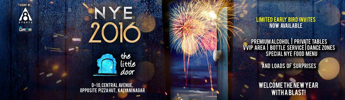 New Years Eve Party @ Little Door ( Pune )