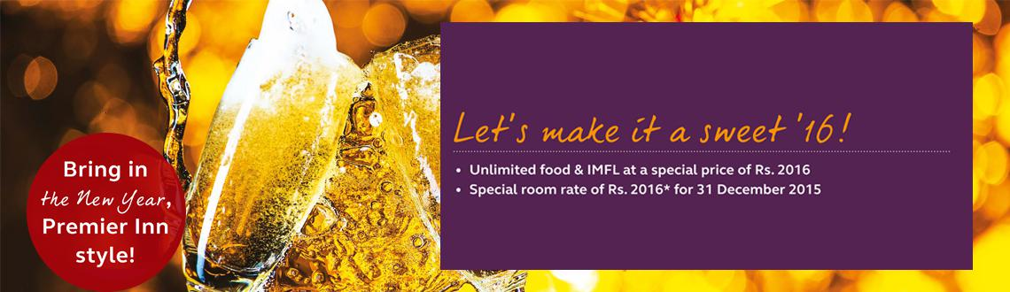 New Year Celebration @ Premier Inn, Kharadi
