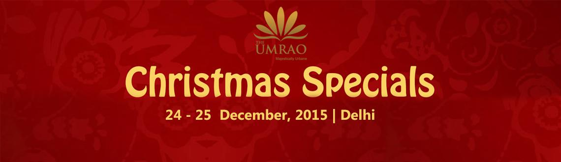 Book Online Tickets for Christmas Celebration at Umrao, NewDelhi.              