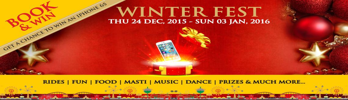 Book Online Tickets for Winter Fest at The Worlds of Wonder, Noida. Winter Fest at the Worlds of Wonder