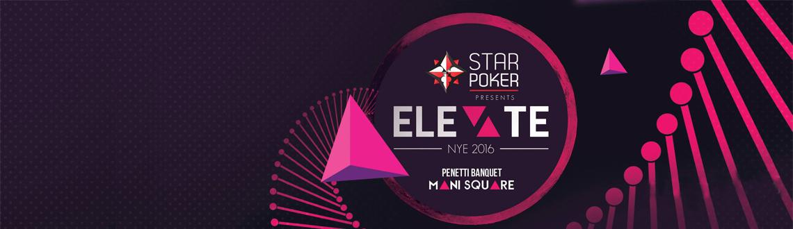 Book Online Tickets for  Elevate 2016, Kolkata. New year\\\'s EVE is one of the largest global celebrations because it marks the last day of the year. Lets #Elevate and celebrate it with class and style.Come and join us to witness a celebration which is one of a kind on 31st december\\\'