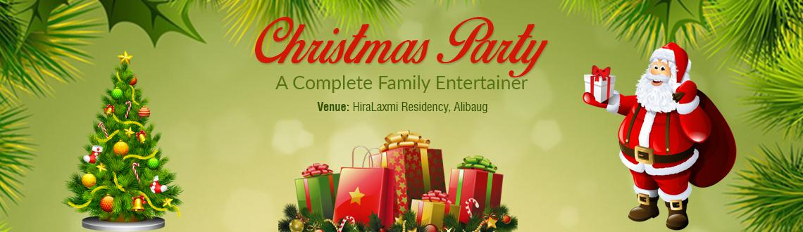 Solitaire presents Christmas party at Alibaug