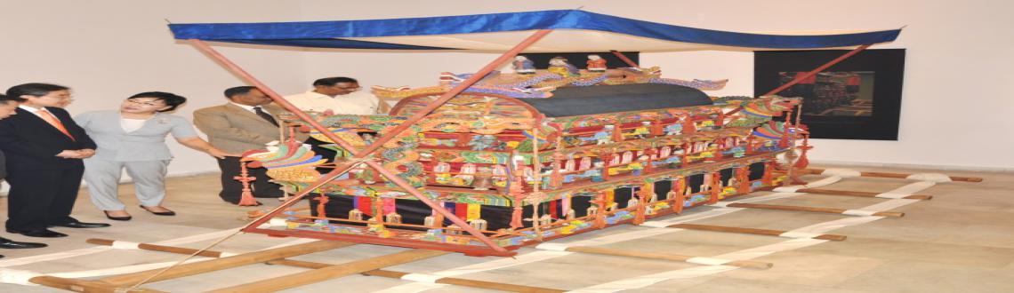 KOKDU (Korean Funerary Figures) Exhibition