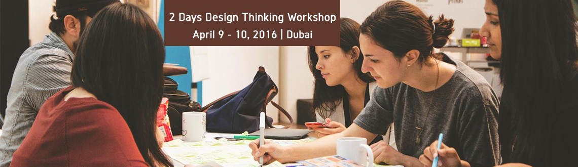 2 Days Design Thinking Workshop In UAE