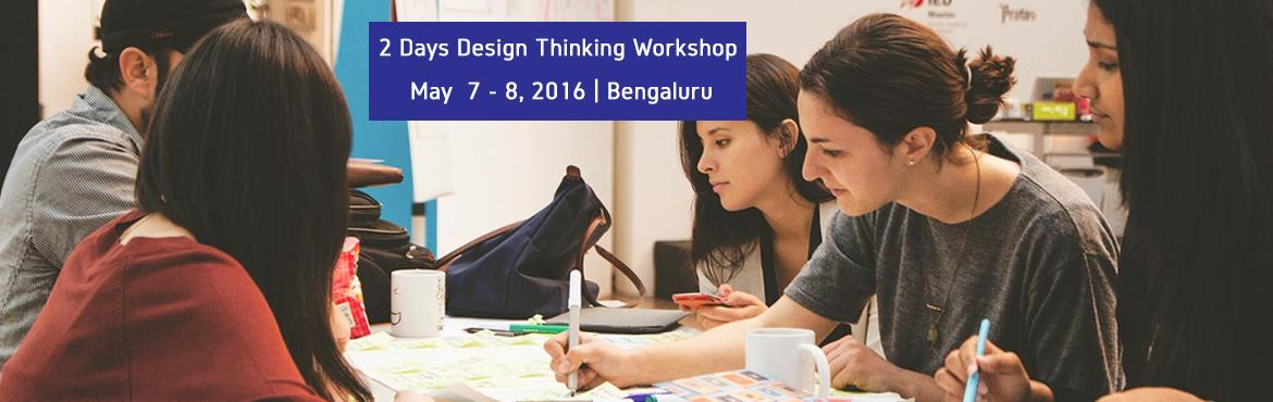 2 Days Design Thinking Workshop In Bengaluru