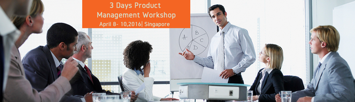 3 Days Product Management Workshop In Singapore