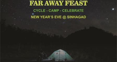 Book Online Tickets for Far Away Feast, Pune. Embrace the New Year with positive energy!