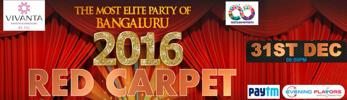 Red Carpet New Year Eve Party 2016 Vivanta by Taj