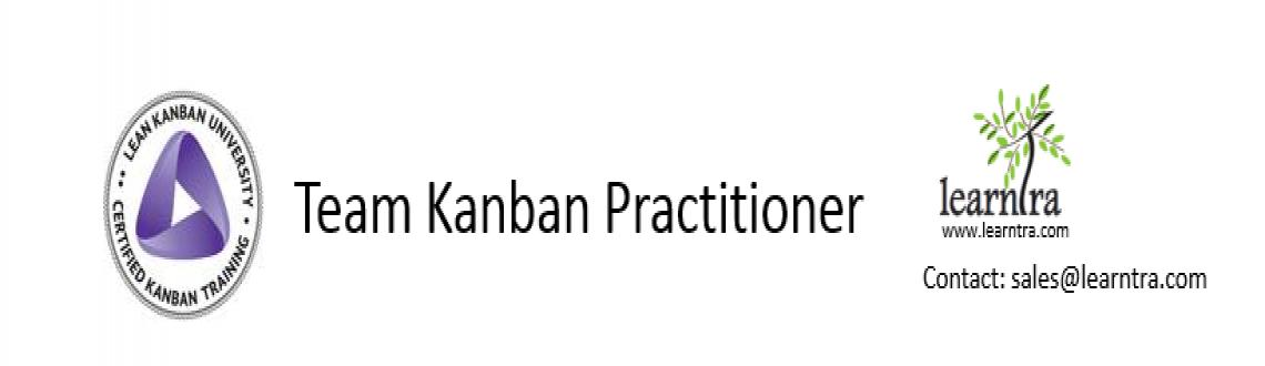 Book Online Tickets for LKU Certified Team Kanban Practitioner, Pune. 