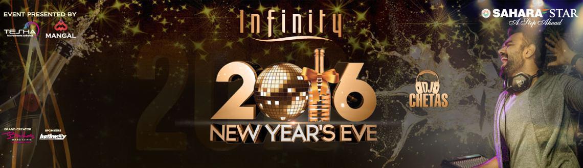 Infinity 2016 - DJ Chetas
