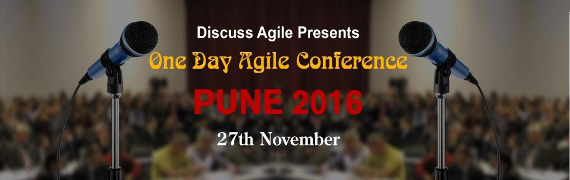 "Book Online Tickets for DiscussAgile Day- Pune, Pune. Discuss Agile is the most popular Agile communities in India, hosting regular events, both offline and online, focused on Agile and Scrum implementation. ""DiscussAgile Day"", an event supported by Scrum Alliance and iZenBridge, is here now"
