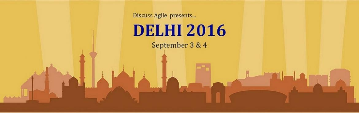 Book Online Tickets for DiscussAgile Conference - Delhi, NewDelhi. Discuss Agile Conference Delhi 2016 is an opportunity for you to learn, network, engage and have fun with Agile and Scrum Enthusiasts of Delhi NCR. We have 30+ Confirmed High profile Presenters in three parallel tracks delivering highly engaging