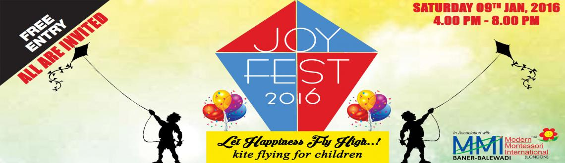 Book Online Tickets for Joy Fest @ Baner - Balewadi, Pune.  \\\