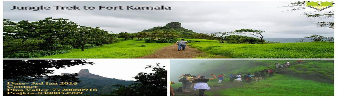 Jungle Trek to Fort Karnala