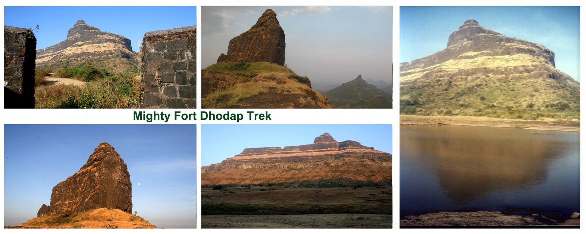 Book Online Tickets for  Mighty Fort Dhodap Trek, Pune. Fort Dhodap TrekAbout Fort:-Dhodap (Marathi: धोड़प), is one of the hill forts in Maharashtra state in India. Situated in Kalwan taluka in the Nashik district. the fort is 4829 ft (1472 mt) above sea level. It is the site of