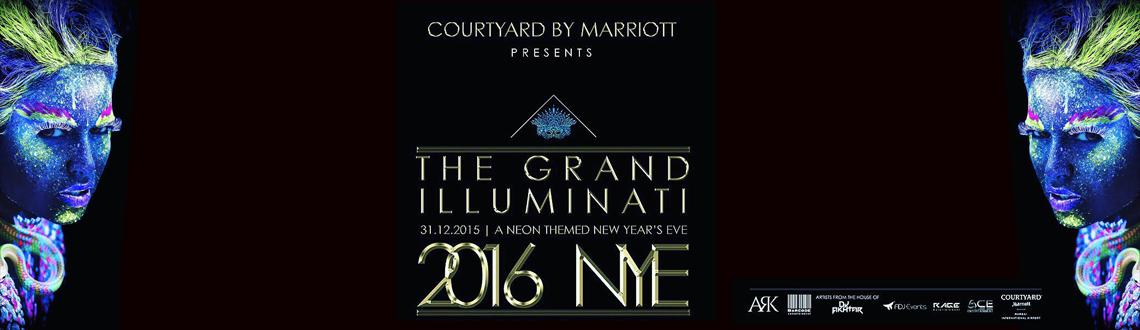 Book Online Tickets for The Grand Illuminati 2016 - New Years Ev, Mumbai. New Year Party 2016 Mumbai at Marriott: