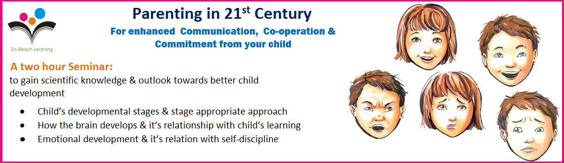 Book Online Tickets for Parenting in 21st Century, Pune. A two hour Seminar : 