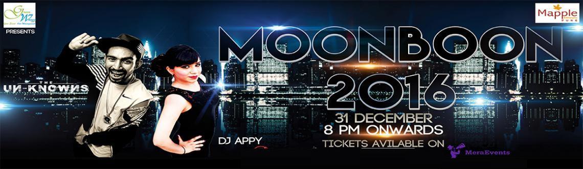 MoonBoon 2016 @ Hotel Mapple, Wagholi