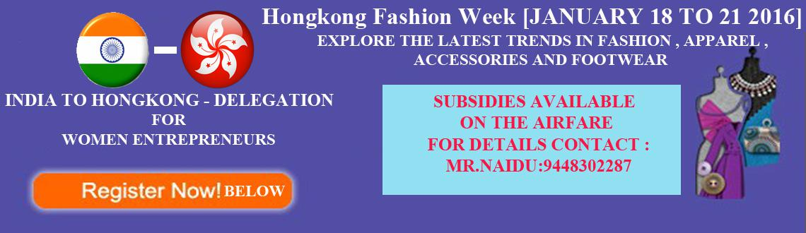 WORLD FASHION WEEK - HONG KONG