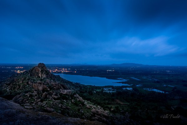 Book Online Tickets for Under the stars: New Year Lakeside Leisu, Bengaluru. Kuntibetta, the land of Pandavas is also known as \\\'French Rocks\\\' as the French army camped near the place while colonialism was at the peak of its glory. Kuntibetta, thus, was reconized as a great camping place near the lakeside view and calm s