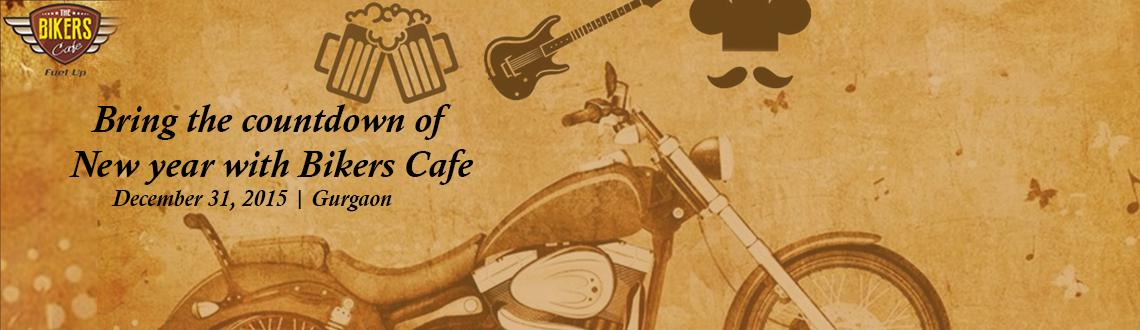 Bring the countdown of new year with Bikers Cafe