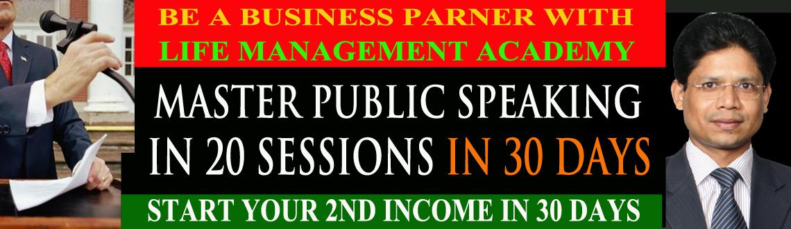 Be a Business Partner with Life Management Academy and start earning in 30 days
