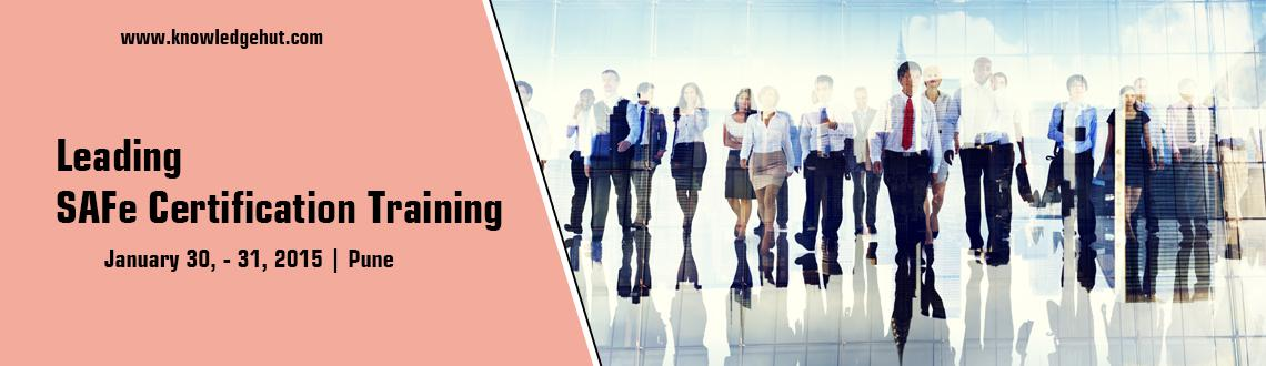 Book Online Tickets for Leading SAFe Certification Training in P, Pune. Leading SAFe Certification Training in Pune