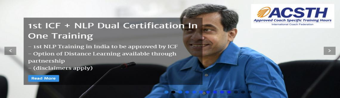 Anil Dagias ICF + NLP Practitioner Dual Certification Training in Mumbai For 2016