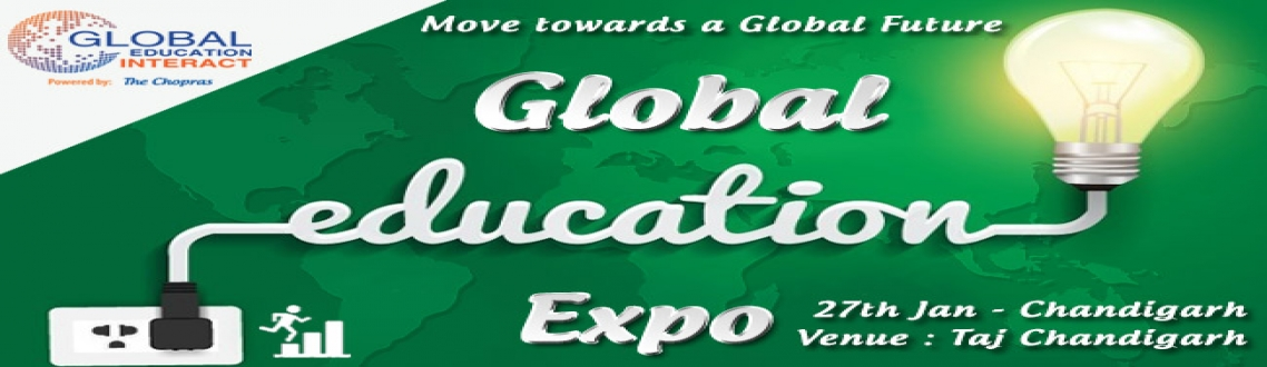 Book Online Tickets for Global Education Fair in Chandigarh 2016, chandigarh. India\\\'s Largest Education Exposition 2016 – Commences in January60* Universities, 9* Countries, Admissions and Assessments for 2016-17 Intakes Pull up Your Socks Students!! India\\\'s greatest Global Education Fair Chandigarh 2016 is coming