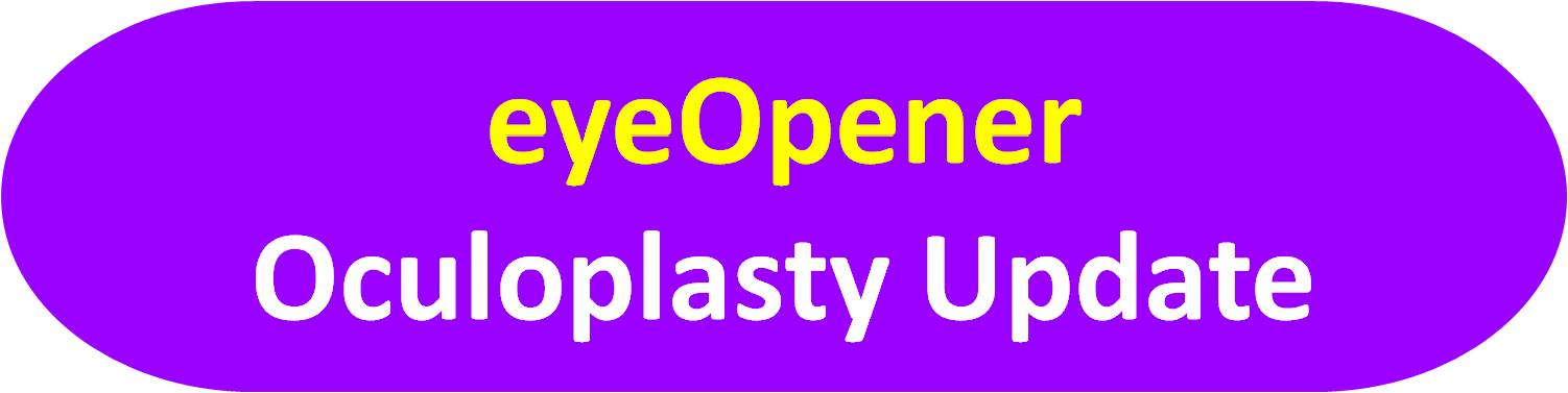 Book Online Tickets for eyeOpener Oculoplasty Update, Indore. Organising Committee