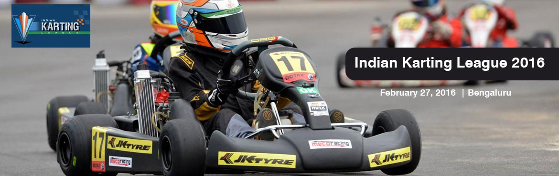 Indian Karting League 2016