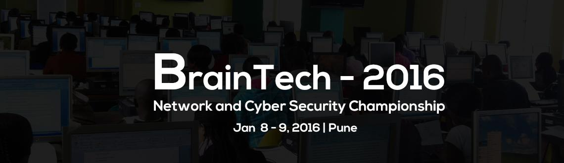 Book Online Tickets for BrainTech Network and Cyber Security Cha, Pune. Techkriti-IIT Kanpur in association with Azure Skynet is organizing the zonal round of BrainTechTech Network and Cyber Security Championship at Pune Institute of Computer Technology, Pune in the form of Two-Days Workshop.