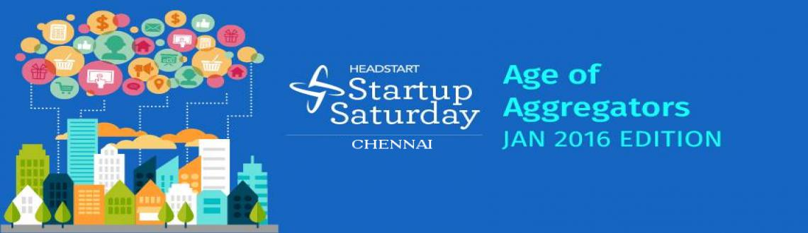 Registration form for Headstart Startup Saturday Chennai - Jan 2016 Edition