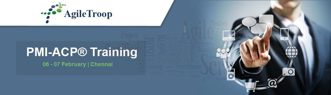 Book Online Tickets for PMI-ACP Classroom Training in Chennai, Chennai. PMI-ACP® ClassroomTraining in Chennai  Overview  Agile is a general methodology applicable to project management and product development, and is increasingly used today as businesses and industries recognize the inherent value in