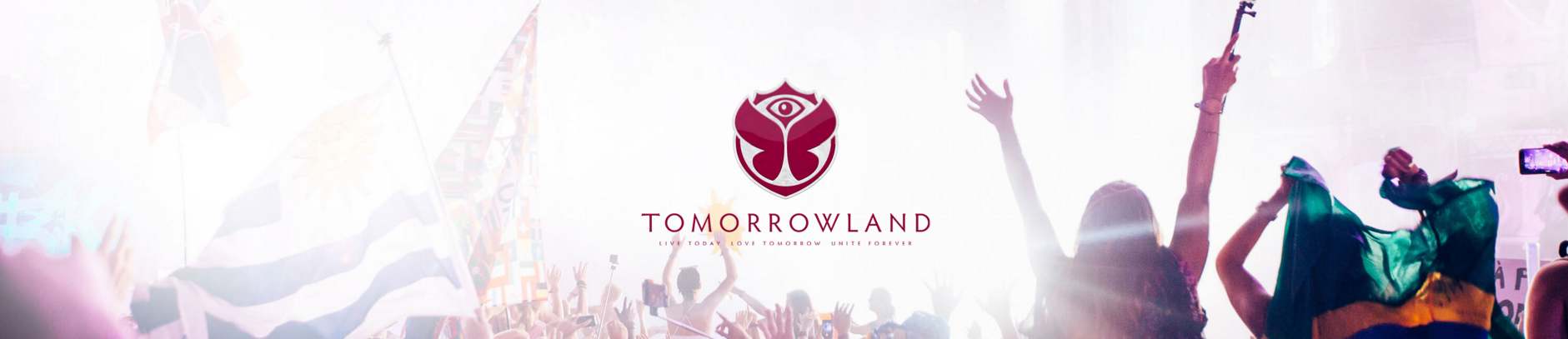Tomorrowland Belgium 2016 (Pre-Booking)