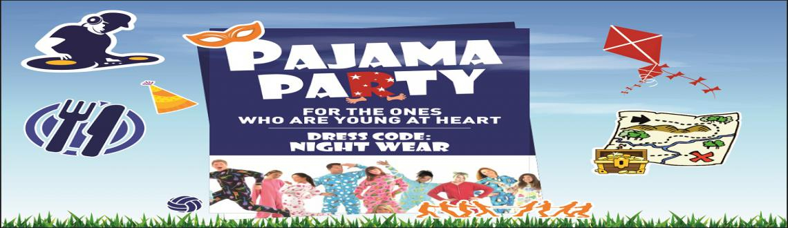 Book Online Tickets for Pajama Party , Gandhinaga. Let\\'s enjoy Sunday @ Pajama Party