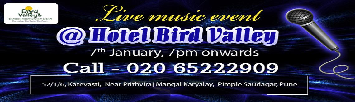 Musical Thursday events in Pune @ Hotel Bird Valley, Pimple Saudagar