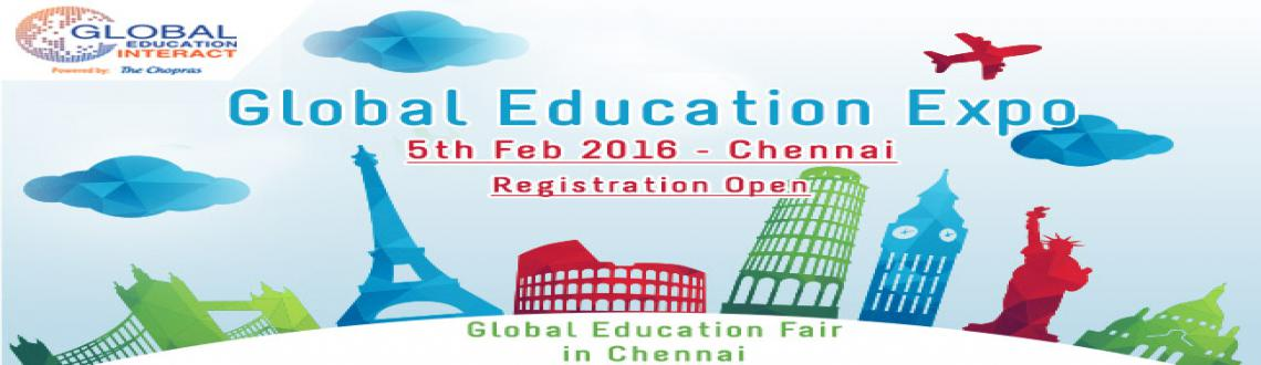 Book Online Tickets for  Find Uncountable Opportunities at The E, Chennai. For students preparing to study in foreign countries this year, the education fair 2016 organized by The Chopras shall be the must-attend event of the year. One of its own kind of an education exposition where more than 60 universities will participa
