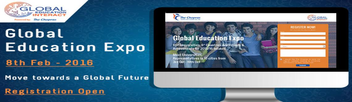 Book Online Tickets for Find Uncountable Opportunities at The Ed, Bengaluru. For students preparing to study in foreign countries this year, the education fair 2016 organized by The Chopras shall be the must-attend event of the year. One of its own kind of an education exposition where more than 60 universities will participa