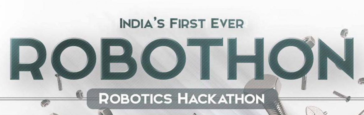 Book Online Tickets for Robothon Kolkata, Kolkata.   First of it\'s kind Robothon powered by RoboFest India is hosted by WORKSHOP in Bengaluru.     ROBOTHON The First ever Robothon is part of Robofest. The Robothon program is designed to help communities, organizations and individuals