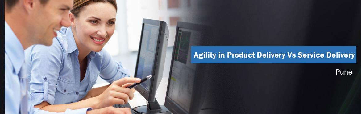 Book Online Tickets for Agility in Product Delivery Vs Service D, Pune. Full day event with multiple workshops. Complete Hands-on activities on various agile and scrum events/ceremonies.    Agenda   9:00 - 9:30 Registration & Networking 9:30 - 10:30 1st workshop - Challenges in practicing Scr