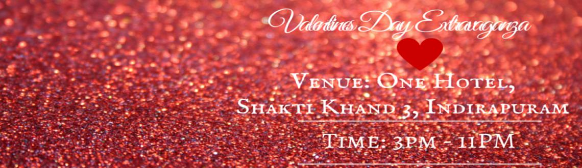 Book Online Tickets for Valentines Day Entravaganza , Ghaziabad. Valentines Day Extravaganza With Valentine\\\'s Day fast approaching, love is in the air enjoy a Romantic Date and express your feelings. Celebrating love, We offer various choices to make your day worth the time with the theme of romance c