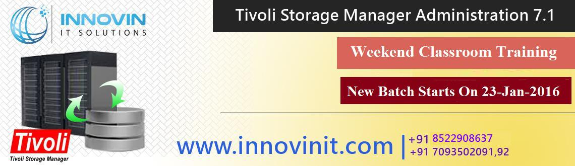 Ibm Tivoli Storage Manager Certification Training In Hyderabad Ibm