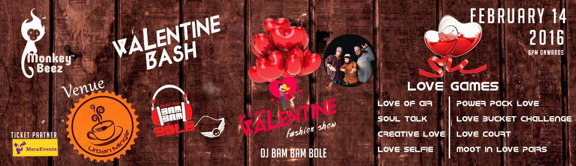 Valentine Bash and Mr and Miss Valentine