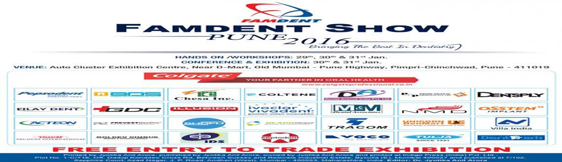 The Famdent show 2016 - Pune